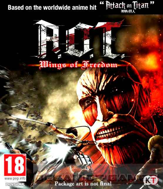 attack on titan aot wings of freedom free download