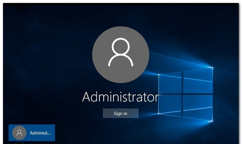 cách tắt run as administrator win 10