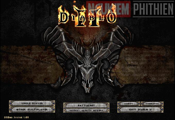 download diablo 2 việt hoá, download diablo 2 việt hóa full complete edition