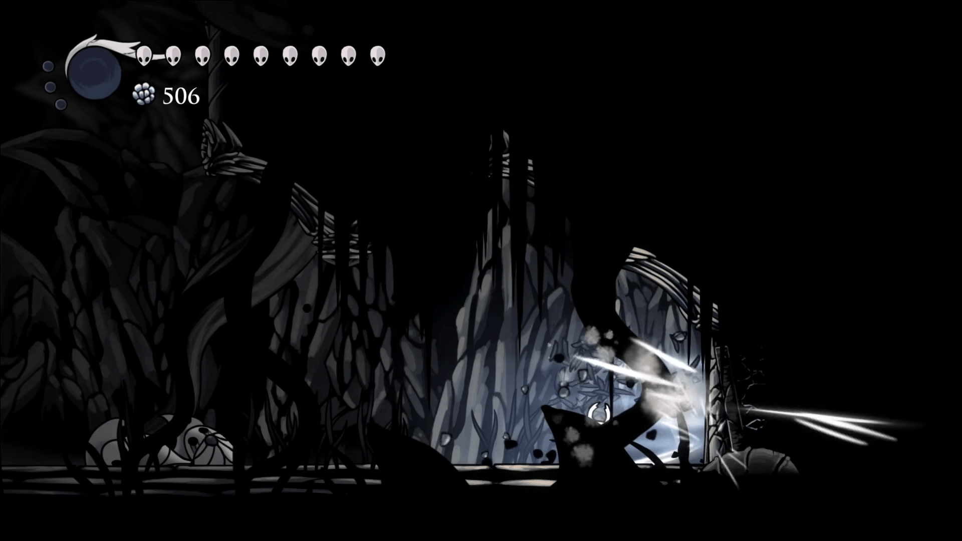 how to play the dlc in hollow knight in switch?